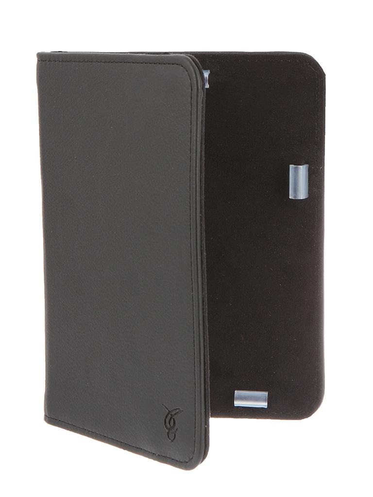 Аксессуар Чехол-обложка for Reader Book 1 Vivacase Basic Black VRD-B1BS01-bl