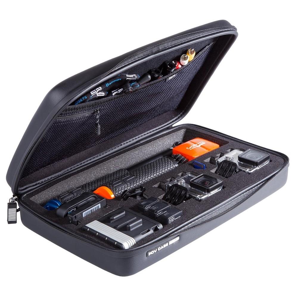 Аксессуар SP POV Case Elite L Black 52091 for GoPro Hero 4/3+/3/2