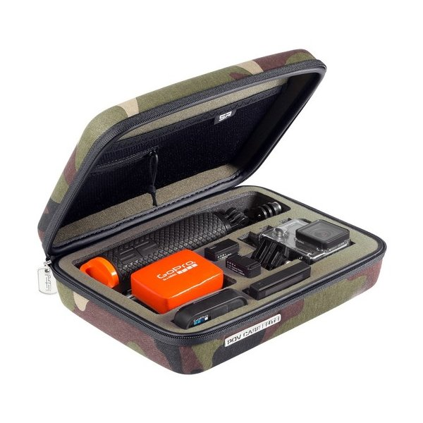 Аксессуар SP POV Case Uni-Edition M Camo 52093