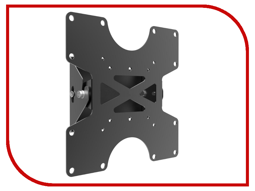 Кронштейн Molecula TVBW-42T01 (до 35кг) Black