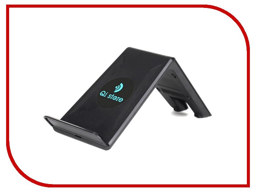 Зарядное устройство Qi store Slant Black