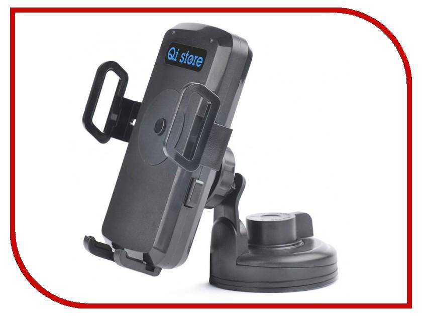 Зарядное устройство Qi store QCar Black<br>
