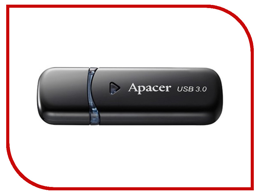 USB Flash Drive 8Gb - Apacer AH355 AP8GAH355B-1