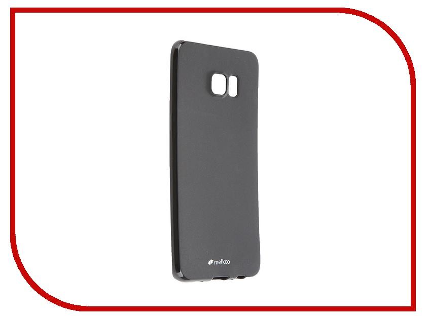 Аксессуар Чехол-накладка Samsung G928F Galaxy S6 Edge+ Melkco Black Mat 8170 2017 чехол накладка samsung galaxy s6 edge ipapai витамины арбуз