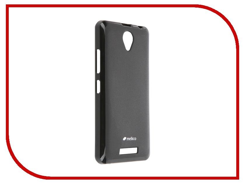 Аксессуар Чехол Lenovo A5000 Melkco Black 8160<br>