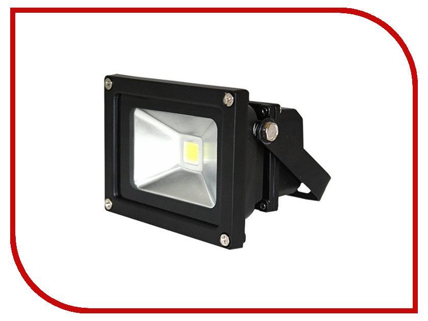 Лампа Luck & Light AC220 220V-240V 10W 6000K IP65 Black LF10Wblack