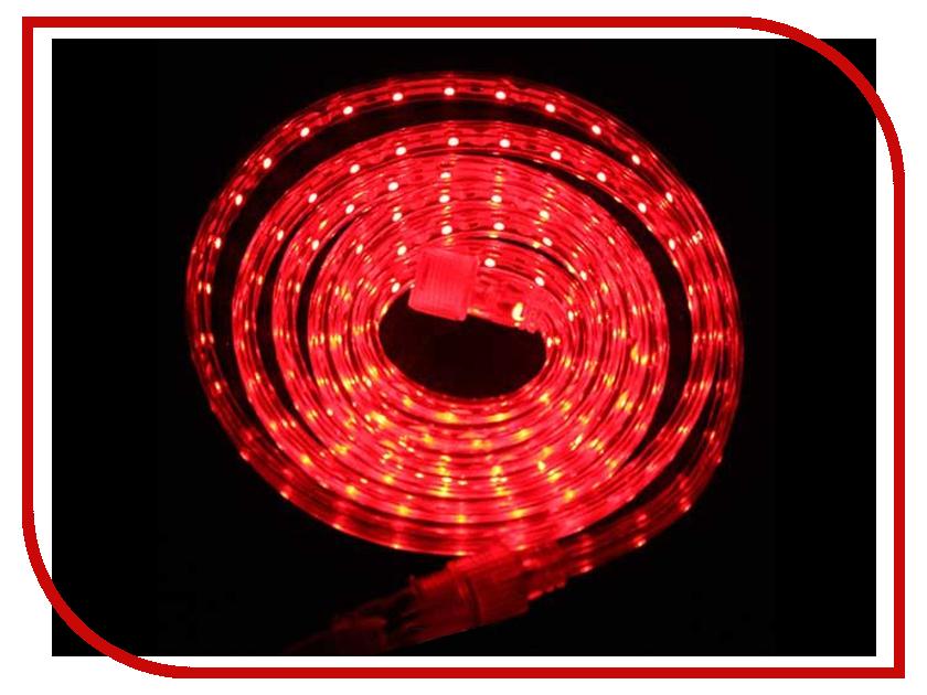 Светодиодная лента Luck & Light 5m Red L&L-60R5M