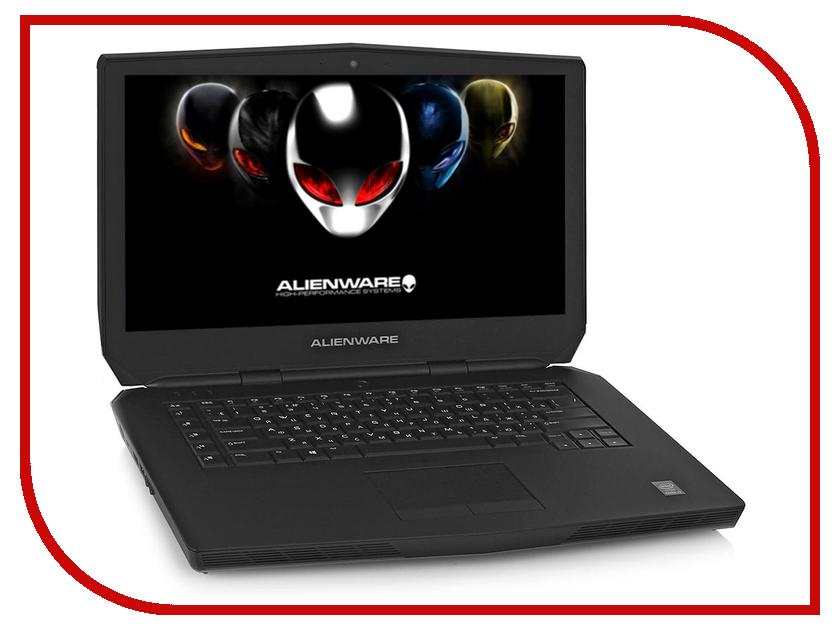 Ноутбук Dell Alienware 15 A15-6373 Intel Core i7-6700HQ 2.6 GHz/16384Mb/1000Gb + 256Gb SSD/nVidia GeForce GTX 970M 3072Mb/Wi-Fi/Bluetooth/Cam/15.6/1920x1080/Windows 8.1 64-bit 328404<br>