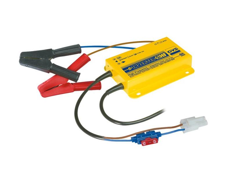Зарядное устройство для автомобильных аккумуляторов GYS Inverter 5HF<br>