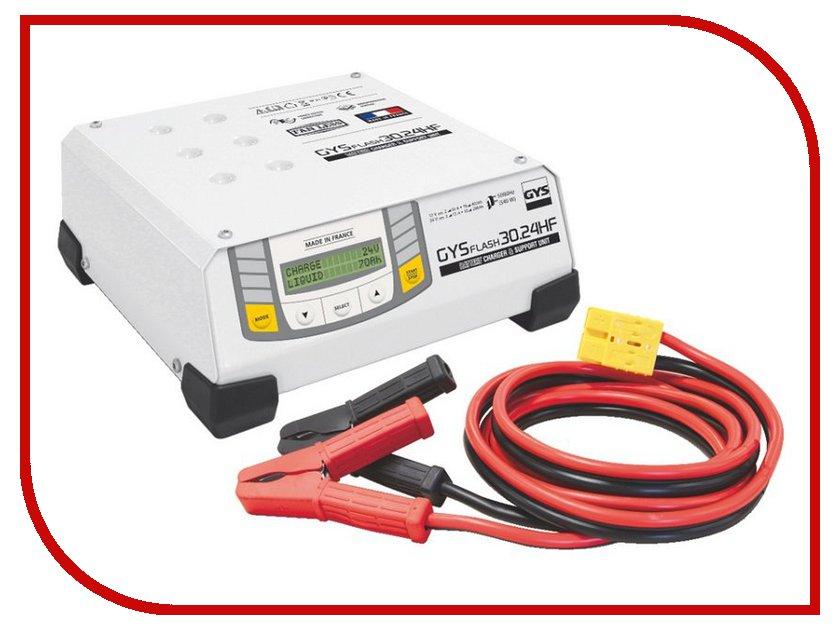 Зарядное устройство для автомобильных аккумуляторов GYS GYSflash 30.24 HF