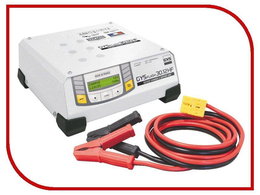 Зарядное устройство для автомобильных аккумуляторов GYS GYSflash 30.12 HF<br>