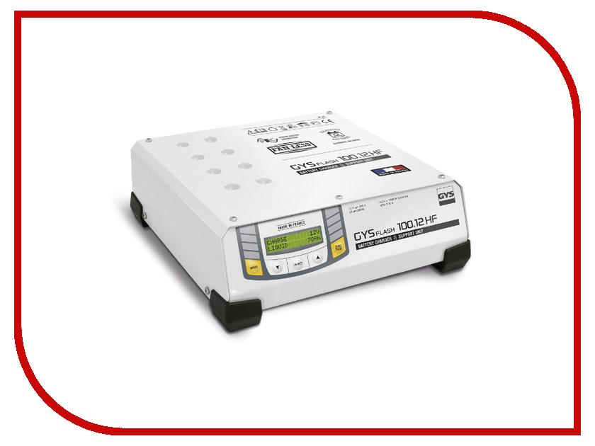 Зарядное устройство для автомобильных аккумуляторов GYS GYSflash 100-12 HF