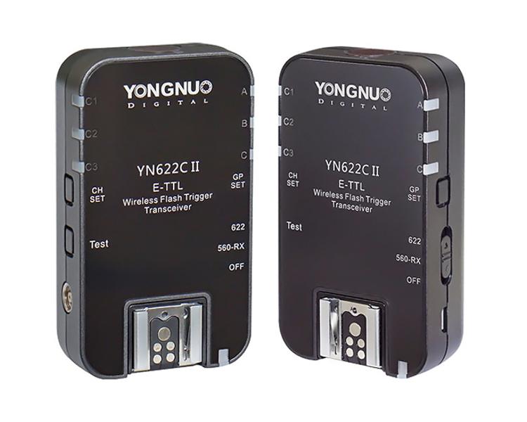 Радиосинхронизатор YongNuo YN-622C II для Canon
