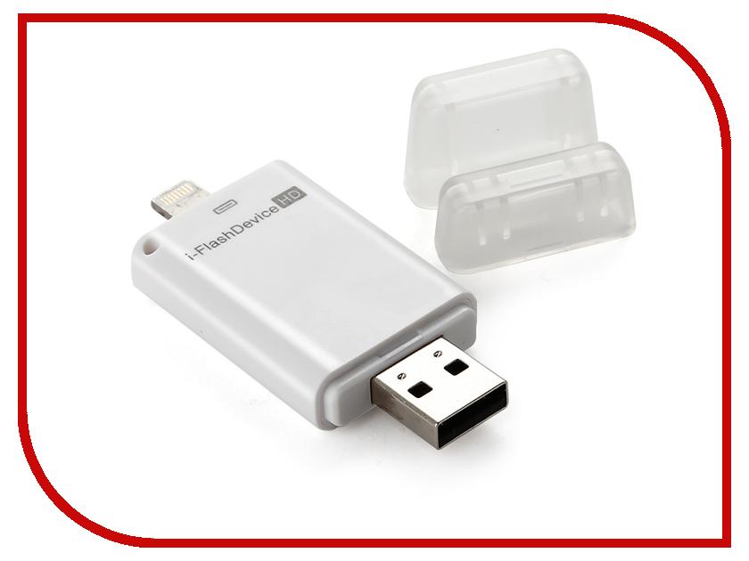 USB Flash Drive 64Gb - i-FlashDevice HD<br>
