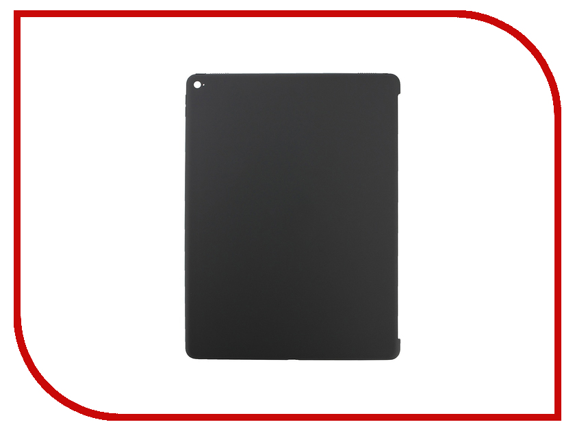 ��������� ����� APPLE Silicone ��� iPad Pro 12.9 Grey MK0D2ZM/A