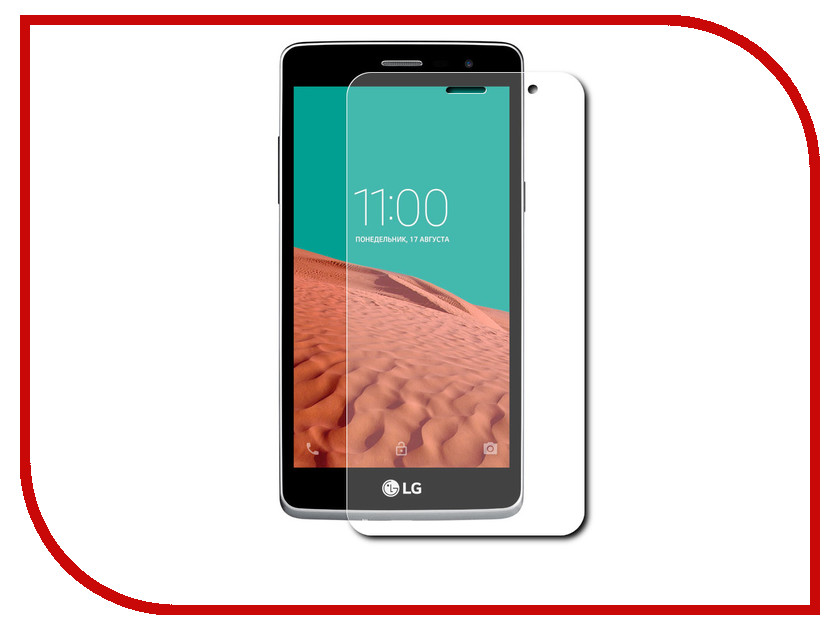 Аксессуар Защитная пленка LG Magna H502 TFN прозрачная 52895<br>