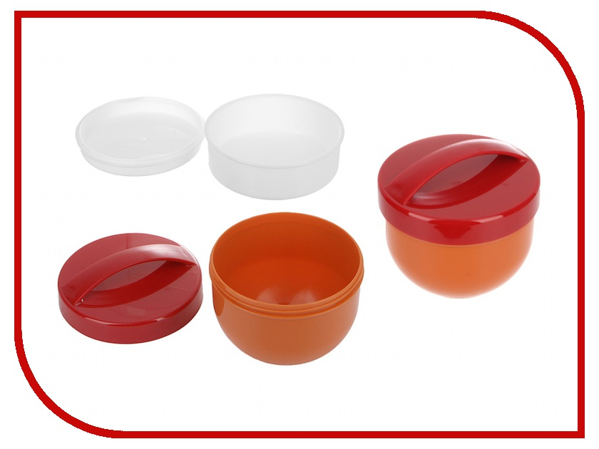 Ланч-бокс Foshan Bowl Red-Orange 2964<br>