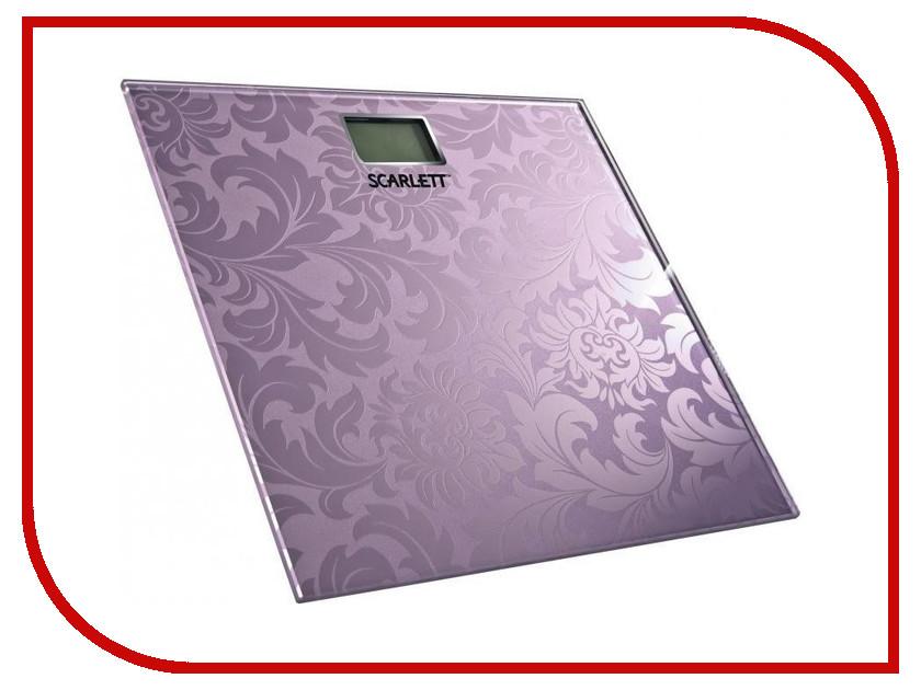 Весы Scarlett SC-217
