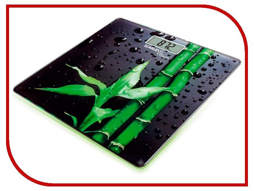 Весы напольные Scarlett SC-BS33E051 масляный радиатор scarlett sc oh67b03 9 black