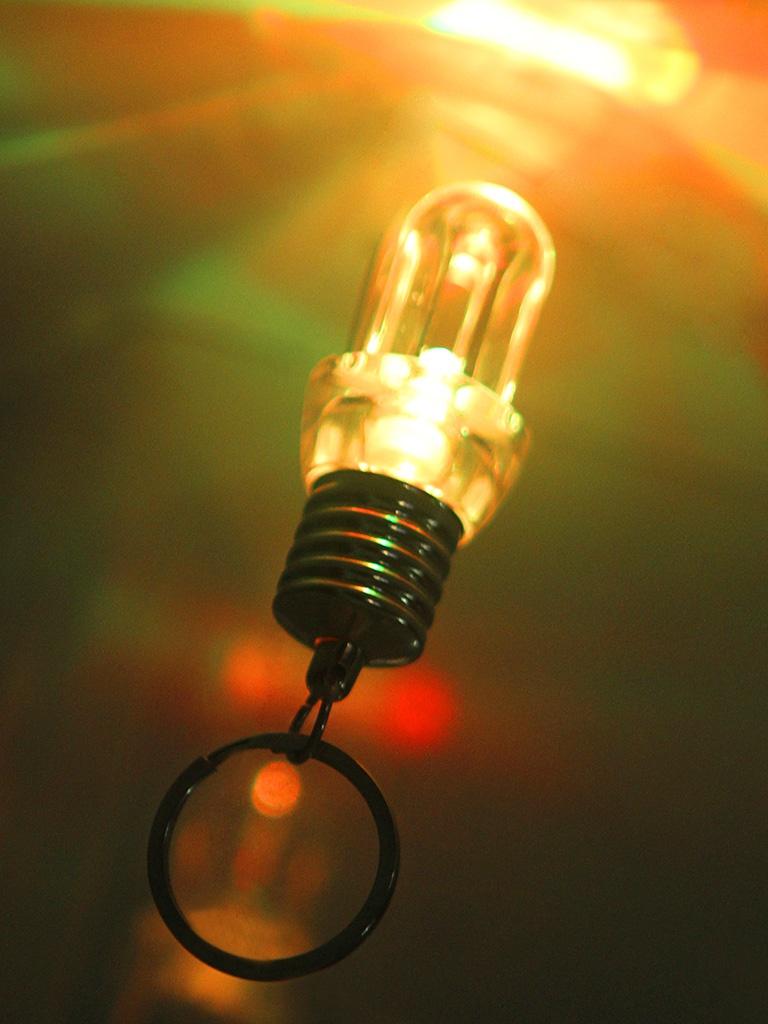 Брелок Megamind Лампочка Современная<br>