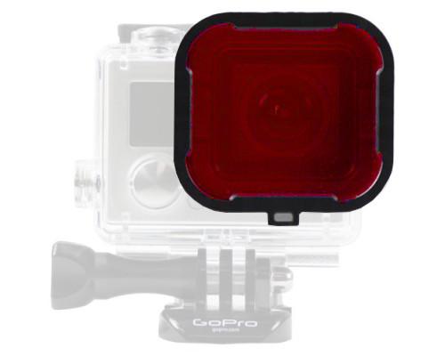 Аксессуар Polar Pro Red Filter Hero4 / Hero3+ Standard 40m Housing P1001