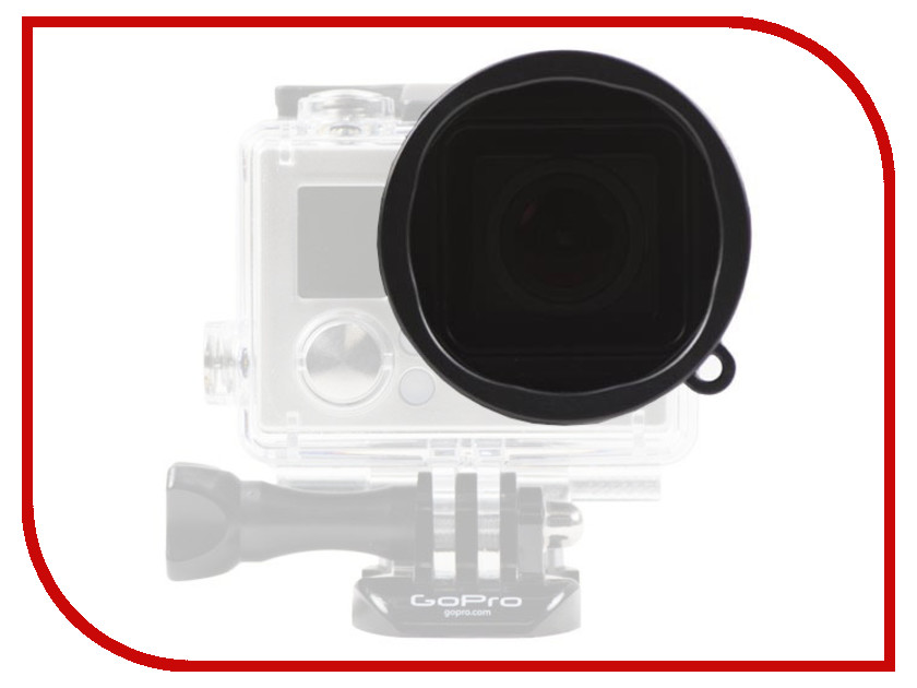 Аксессуар PolarPro Polarizer Filter Hero4 / Hero3+ Standard 40m Housing P1003<br>