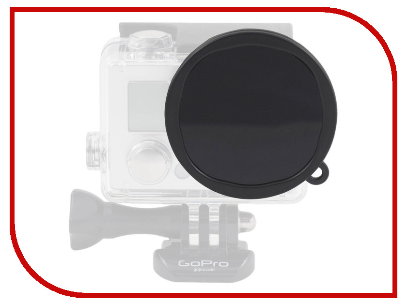 Аксессуар PolarPro Neutral Density Hero4 / Hero3+ Standard 40m Housing P1004