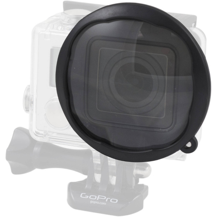 Аксессуар Polar Pro Macro Lens Hero4 / Hero3+ Standard 40m Housing P1007