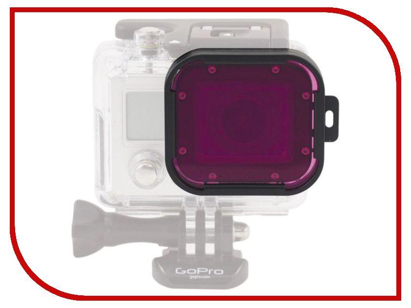 Аксессуар PolarPro Magenta Filter Hero4 / Hero3+ / Hero3 Dive Housing 60M P1010<br>