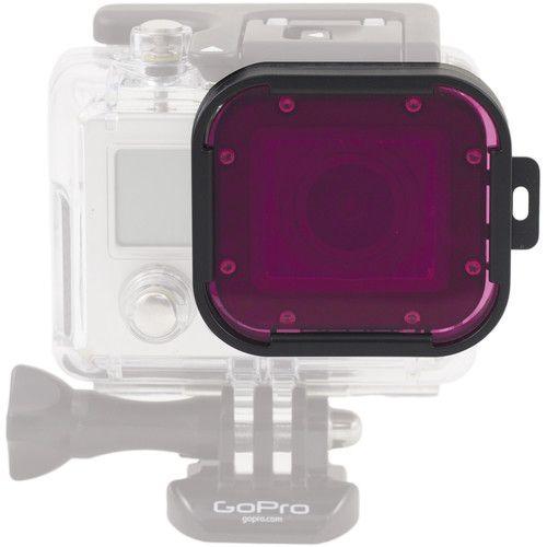 Аксессуар Polar Pro Magenta Filter Hero4 / Hero3+ / Hero3 Dive Housing 60M P1010