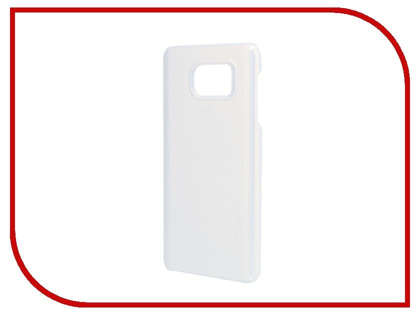 Аксессуар Чехол Samsung Galaxy Note 5 Spigen Thin Fit White SGP11682 ручки оконные с замком в москве