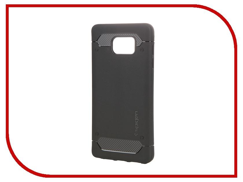��������� ����� Samsung Galaxy Note 5 SGP Capsule Ultra Black SGP11683