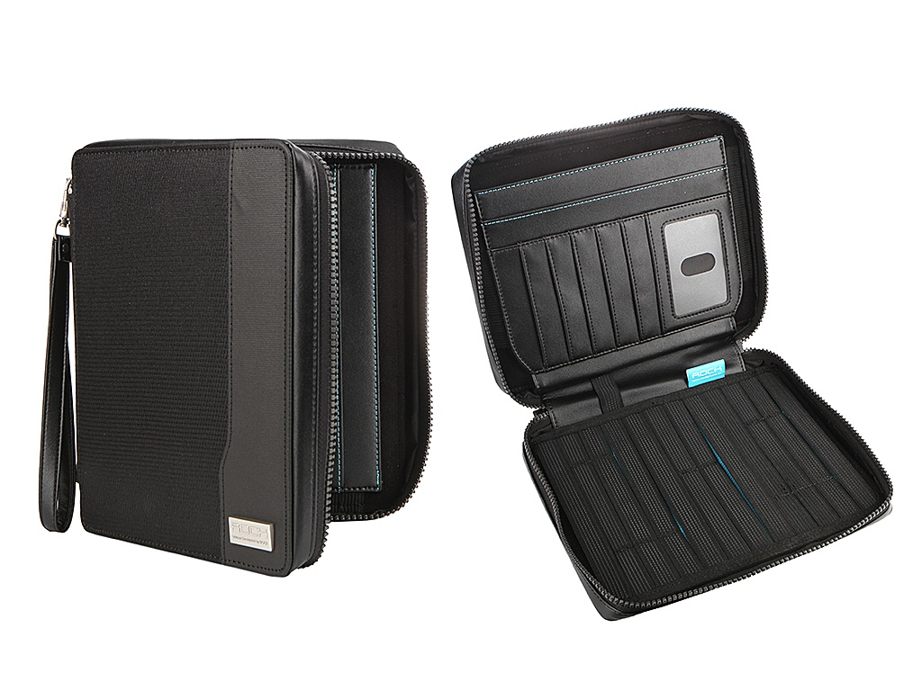 Аксессуар Чехол-кейс 7.0-8.0-inch ROCK Compact Multifunctional Tablet Folio Black<br>