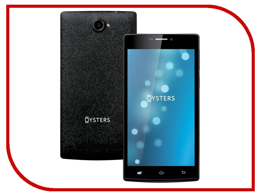 Планшет Oysters T62i MediaTek MT6572 1.3 GHz/512Mb/4Gb/Wi-Fi/3G/Bluetooth/GPS/Cam/6.0/960x540/Android<br>