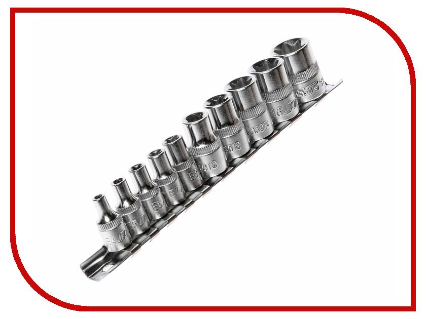 Набор инструмента JTC TORX E4-E18 3901<br>