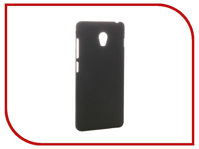 Аксессуар Чехол-накладка Lenovo Vibe P1 SkinBOX 4People Black T-S-LVP1-002 + защитная пленка<br>
