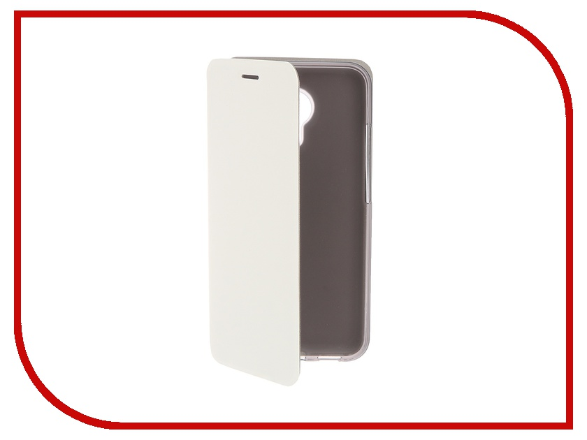 Аксессуар Чехол Meizu MX5 SkinBOX Lux White T-S-MMX5-003<br>