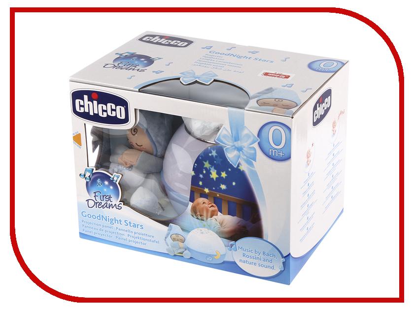Светильник Chicco Проектор Первые грезы Blue 24272