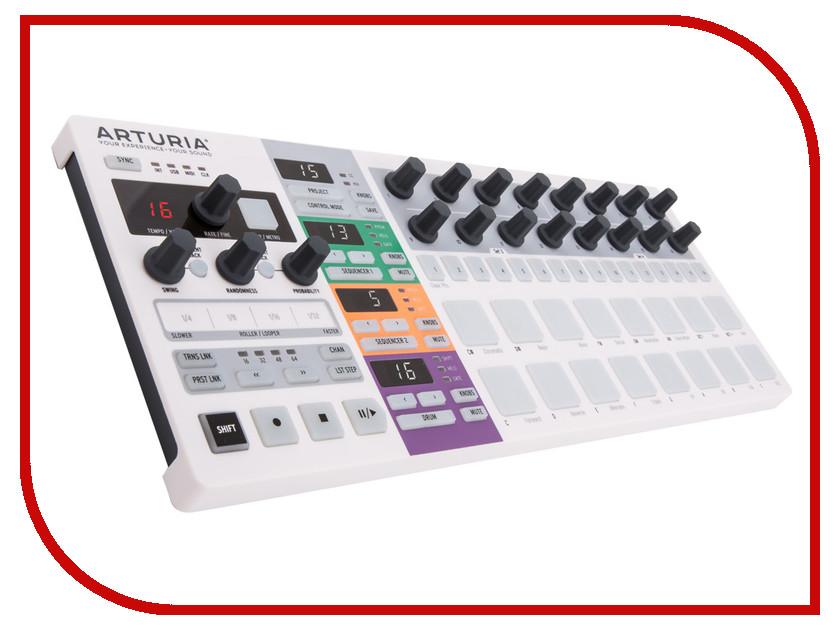MIDI-контроллер Arturia BeatStep Pro midi контроллер alesis sample pad
