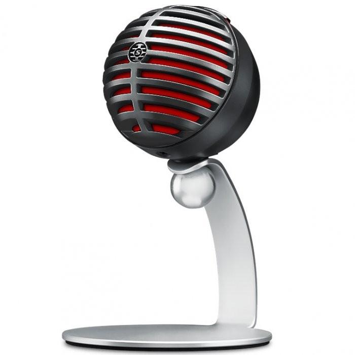Микрофон Shure MV5-B-LTG Black