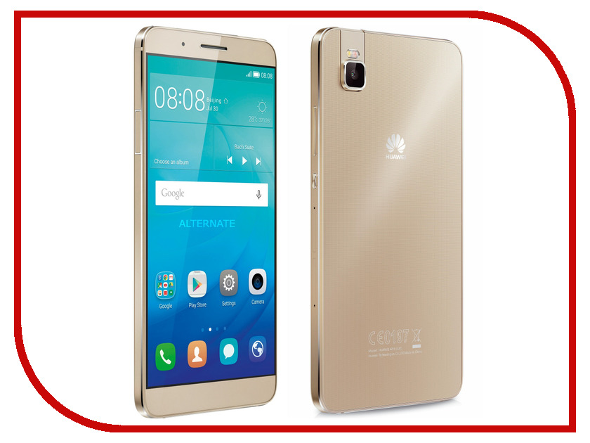 Сотовый телефон Huawei ShotX Gold<br>