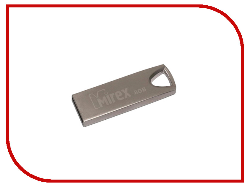 USB Flash Drive 8Gb - Mirex Intro 13600-ITRNTO08