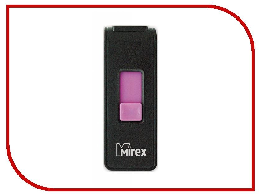 USB Flash Drive 32Gb - Mirex Shot Black 13600-FMUBSH32<br>