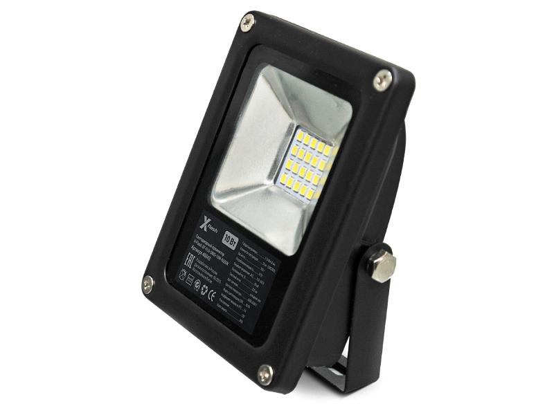 Лампа X-flash XF-FLS-SMD-10W-6500K 46843<br>