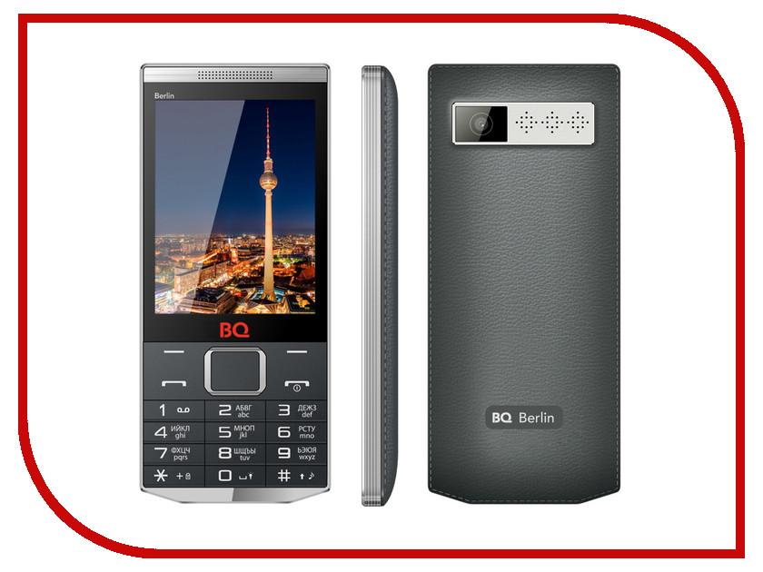 Сотовый телефон BQ BQM-3200 Berlin Grey<br>