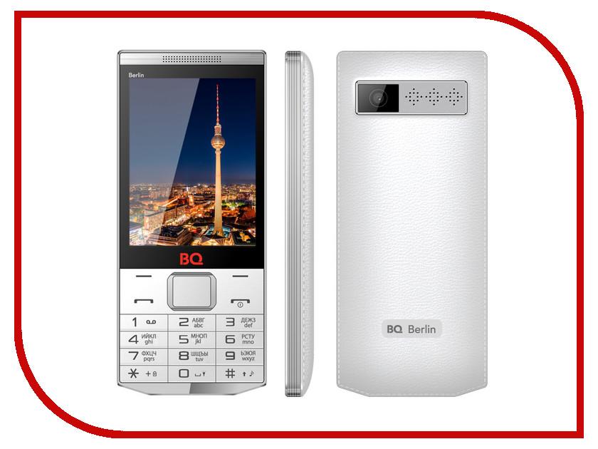 Сотовый телефон BQ BQM-3200 Berlin White<br>