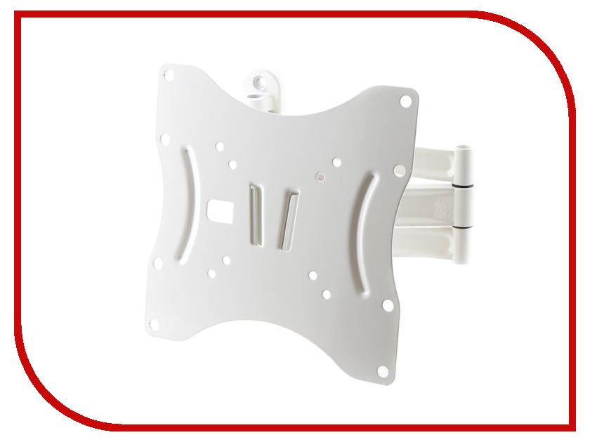 Кронштейн Kromax Techno-3 (до 20кг) White kromax micro 3 white кронштейн для свч печей