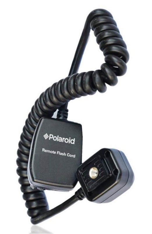 Polaroid Hot Shoe PLSCS - синхрокабель для Sony<br>