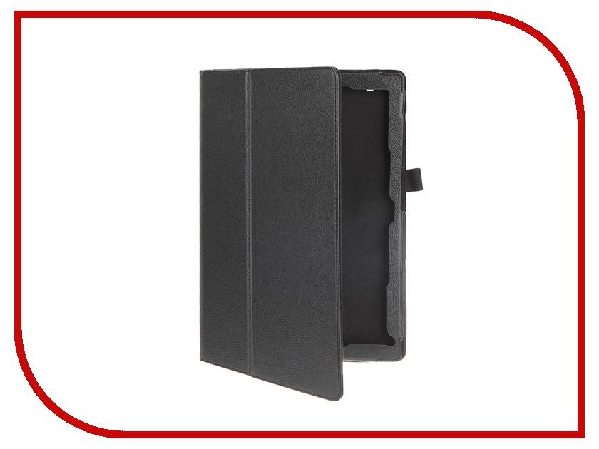 Аксессуар Чехол Sony Xperia Tablet Z4 Palmexx Smartslim иск. кожа Black PX/STC SON Z4 BLACK чехол для samsung s8530 wave ii palmexx кожаный в петербурге