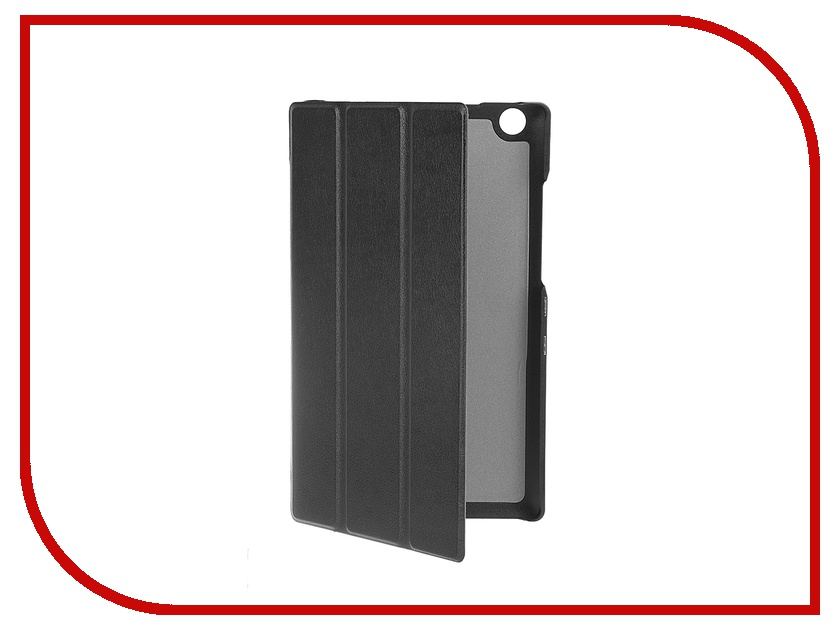 Аксессуар Чехол Lenovo Tab 2 A8-50 Palmexx Smartbook иск. кожа Black PX/SMB LEN TAB2 A8-50 BLA<br>